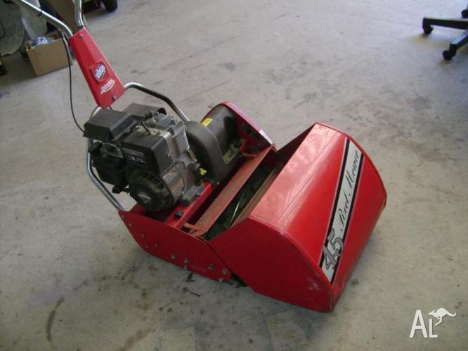 Rover Reel Mower