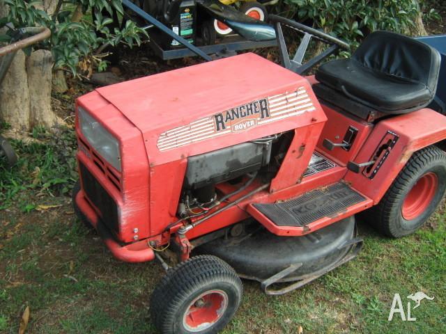 Rover rancher 28166 cutter drive help outdoorking repair forum.