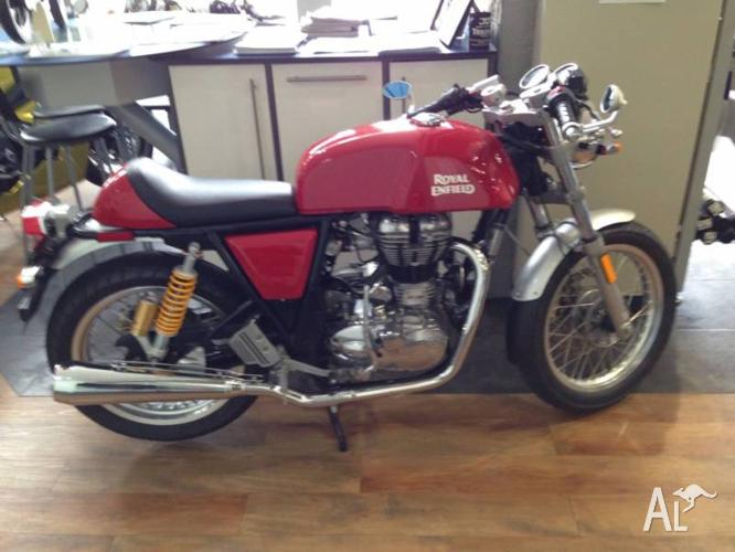 ROYAL ENFIELD CONTINENTAL GT CAFE RACER for Sale in BURSWOOD