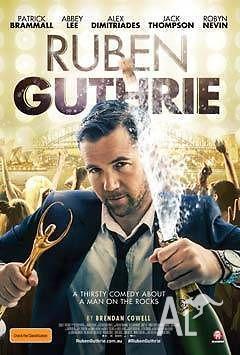 Ruben Guthrie - Double In Season Movie Cinema Pass -