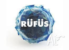 Rufus Ticket - Brisbane Riverstage