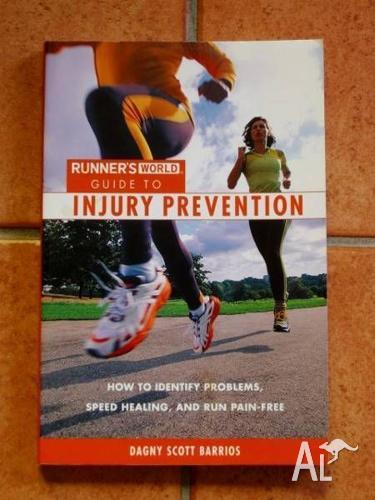 Runner's World Guide To Injury Prevention - Dagny Scott