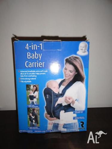 ryco baby carrier instructions