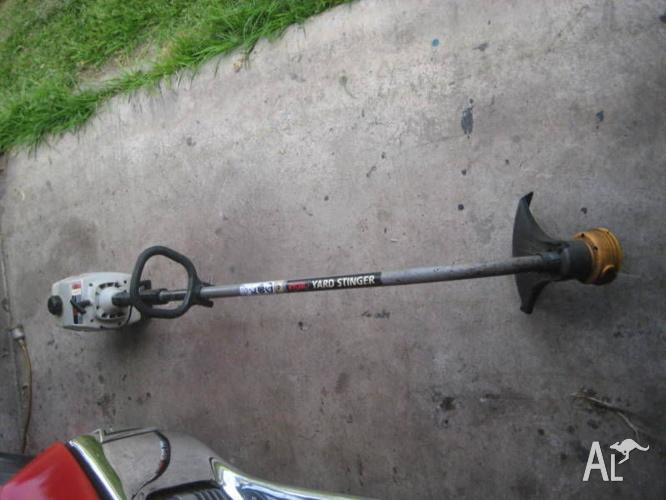 Ryobi Whipper Snipper - Great Condition - 3 Month