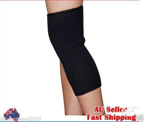 S/M/L Reinforced Knee Support brace Protection Gym
