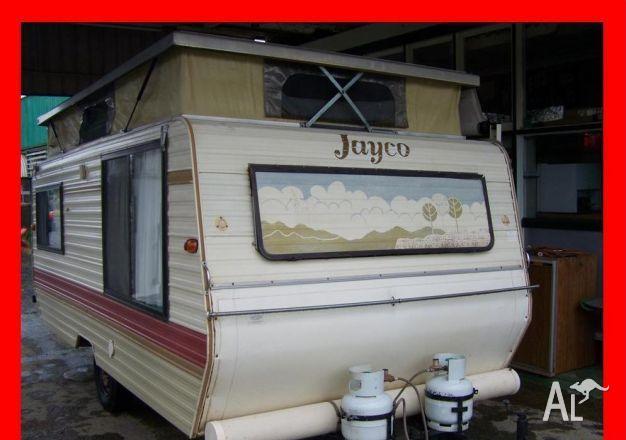 S/N 1347 Jayco Songbird