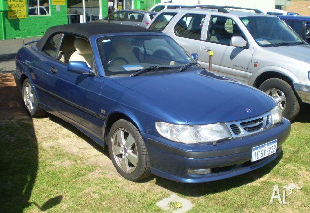SAAB 9-3 S MY01  2001