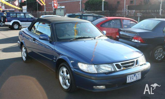 SAAB 9-3 S MY2001.5  2001