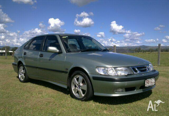 saab 9 3 turbo anniversary my02 2001 for sale in beaudesert queensland classified. Black Bedroom Furniture Sets. Home Design Ideas