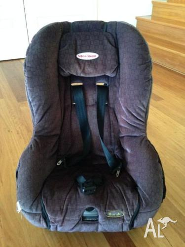 Safe N Sound Royale Convertible Car Seat For Sale In Mount Cotton