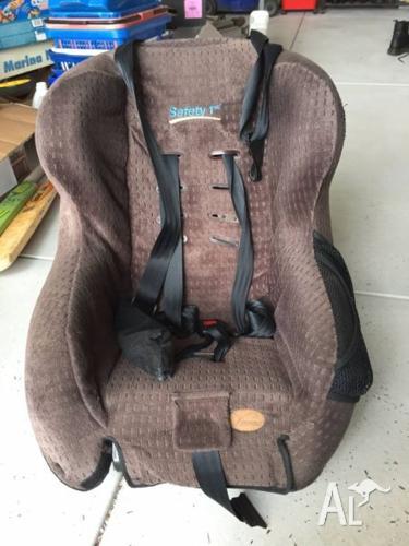 Safety 1st Bub Car Seat
