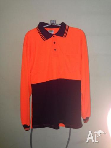 Safety Polo High Visibility Polos FINAL SALE or 50 for