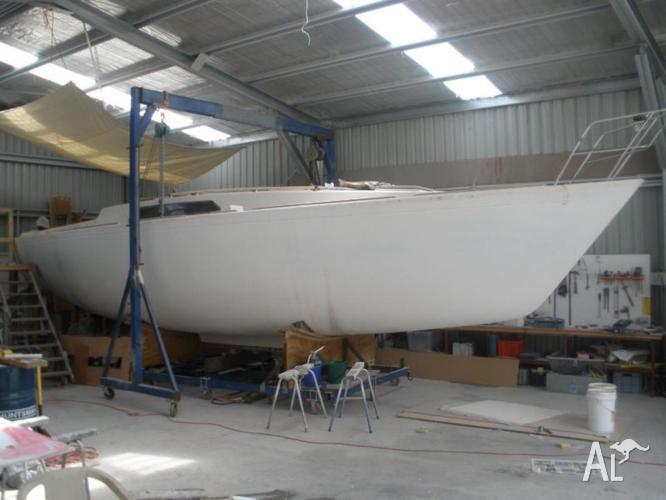 Sail Boat Sparkman & Stevens