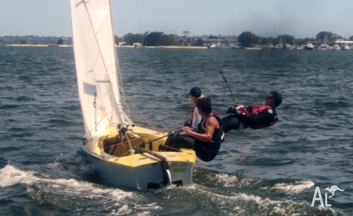 Sailing Dinghy Australian Sharpie 839 For Sale In Broadway