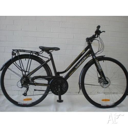 SAMSON CYCLES Cloud-9 27 speed City Hybrid $479 with