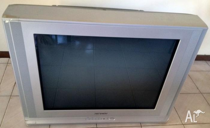 Samsung 64cm Flat-Screen CRT Colour Television