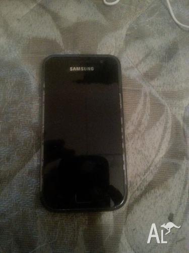 Samsung Galaxy S1 Black