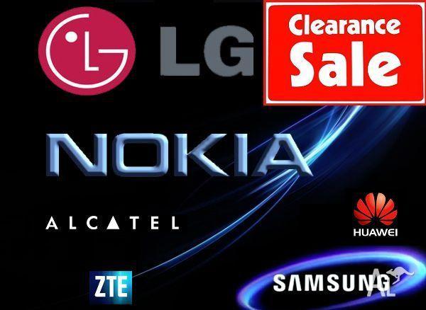 SAMSUNG HUAWEI LG ALCATEL ZTE NOKIA FROM $35 O457 898