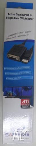 Sapphire AMD EyeFinity Active DP Male to DVI-D SL