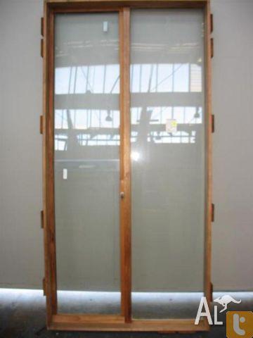 Sashless Hung Cedar Timber Window