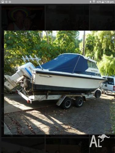 Savage marlin ex marine and harbors boat