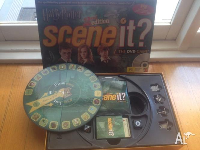 Scene it - Harry Potter board game!