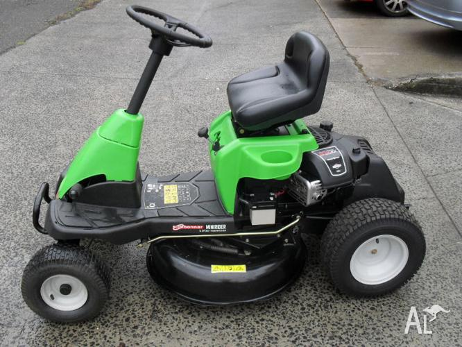 Scott Bonnar Mini Rider Lawn Mower For Sale In Kunyung