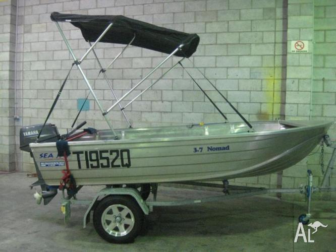 Sea Jay Nomad