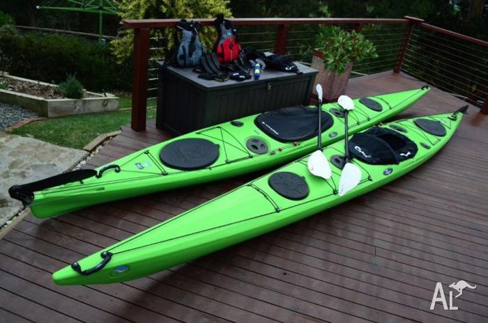 Seabird Expedition HV Kayak –Minimal Use/ As NEW