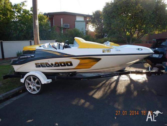 Seadoo Speedster 150 215hp for Sale in BREAKWATER, Victoria