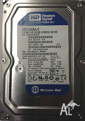 Seagate and Western Digital Hard disk SATA