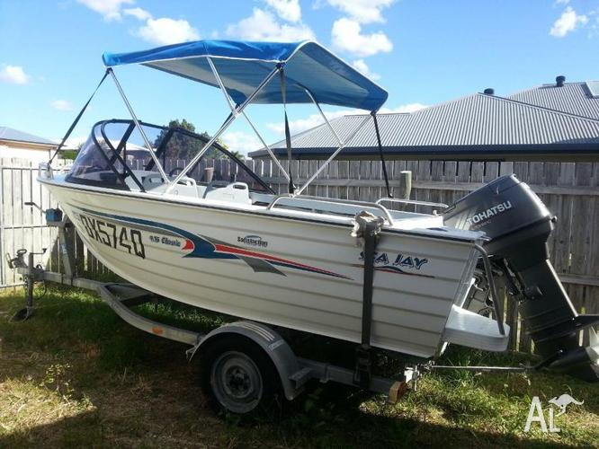 Runabout boats for sale qld