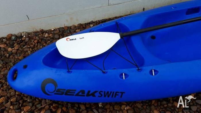 SEAK SWIFT KAYAK for sale