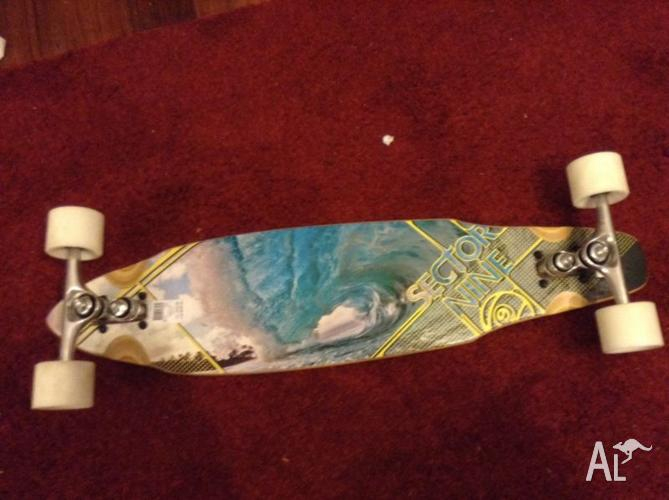 Sector 9 downhill carver - New