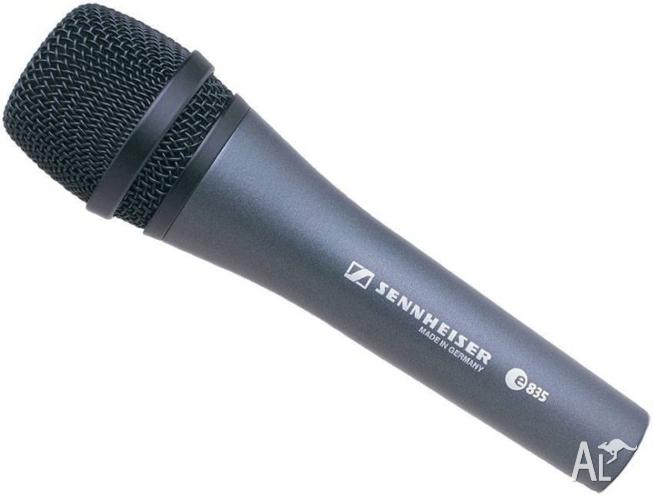 SENNHEISER E835 MICROPHONE