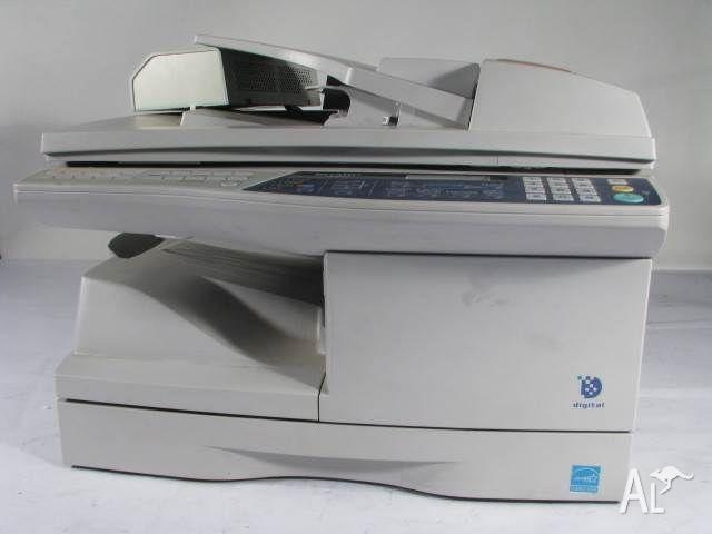Sharp ARM 155 Printer/ Copy/ colour Scan/ Fax For sale