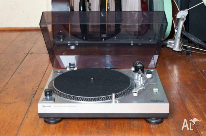 Sherwood PM-9805 Turntable