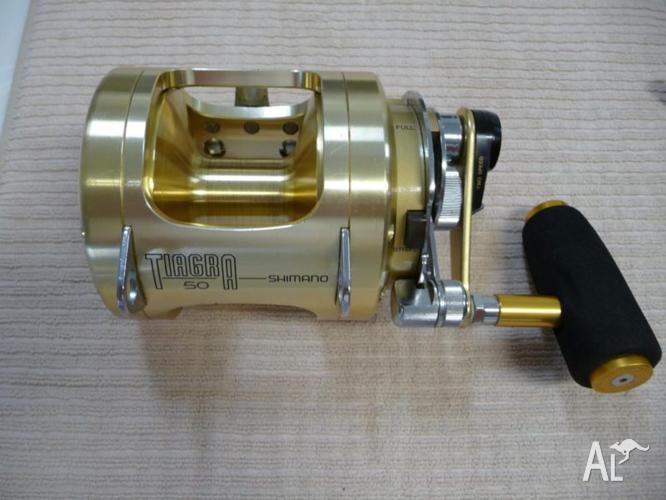 SHIMANO TIAGRA 50