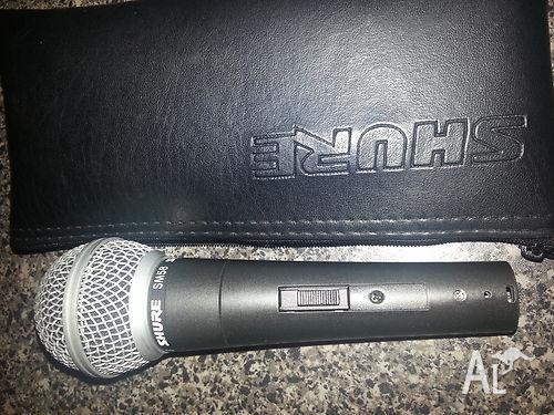 Shure SM58 Vocal Dynamic Microphone $199.00