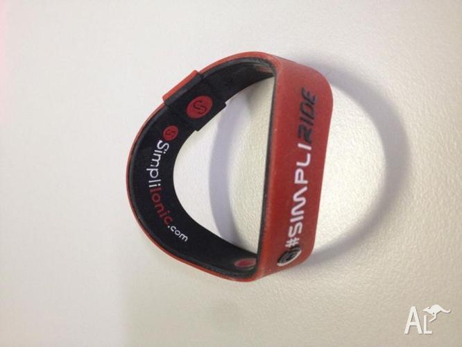 *Simpli Ionic Negative Ions Wristbands - for sale*