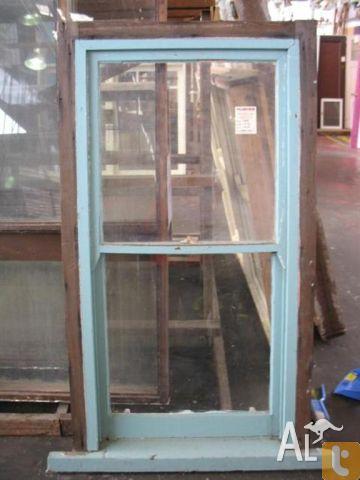 Single Double Hung Timber Sash Window