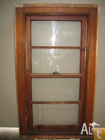 Single Hung Art Deco Windows