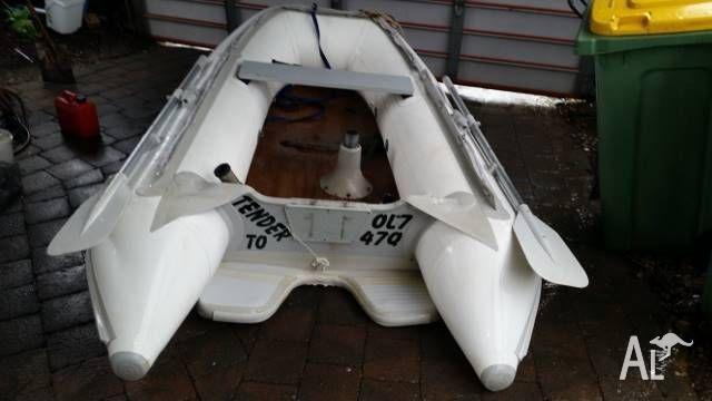 Sirocco 2600 Inflatable
