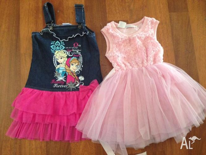 Size 5 little girl's