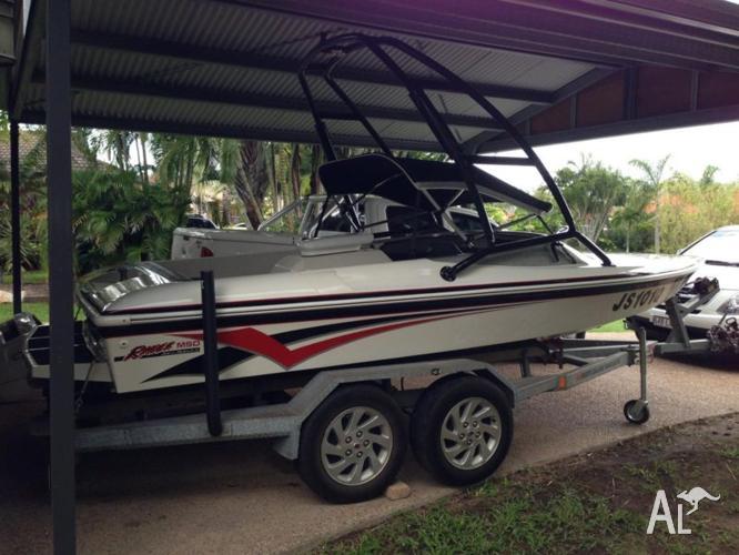 Raider Ski Boats For Sale Ski Boat Raider Msd 350 Chev