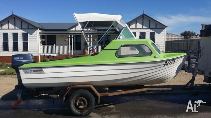 skimmer boat for Sale in ARDROSSAN, South Australia