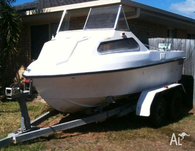 Skimmer craft 155