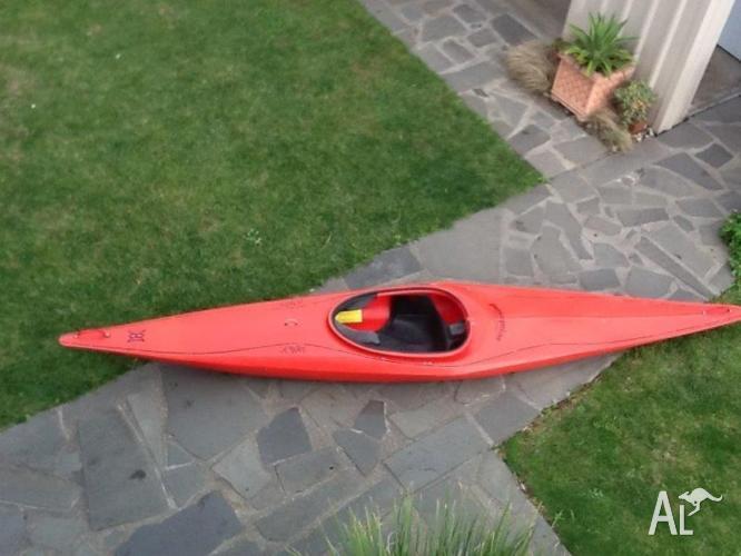 Slalom Kayak