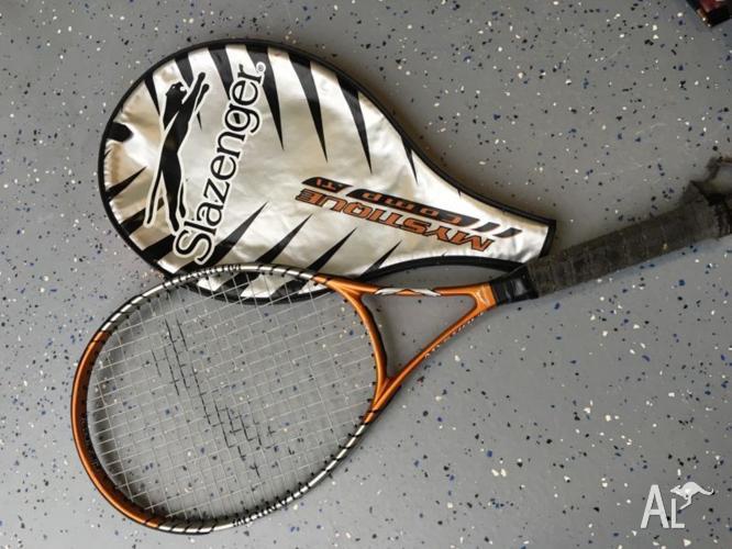 Slazenger Mystique Comp TI tennis racquet