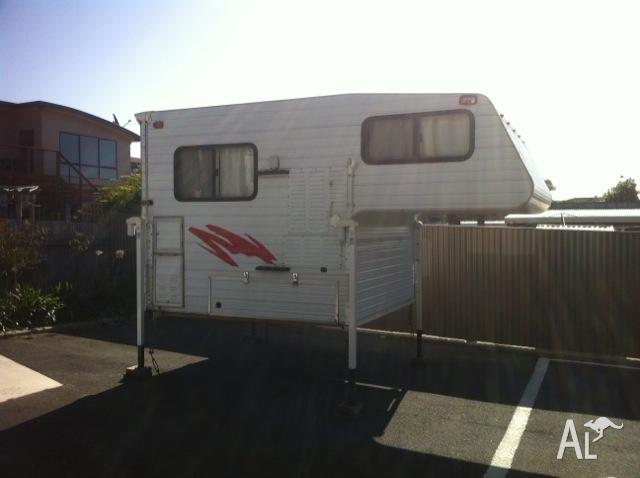 Luxury Camel Group Camper Trailer For Sale In BADGER HEAD Tasmania